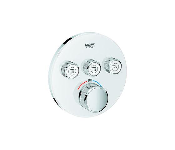 Grohtherm SmartControl Miscelatore termostatico a 3 vie di GROHE | Rubinetteria doccia
