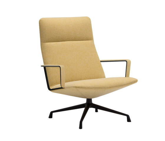 Capri Lounge BU1694 de Andreu World | Sillones lounge