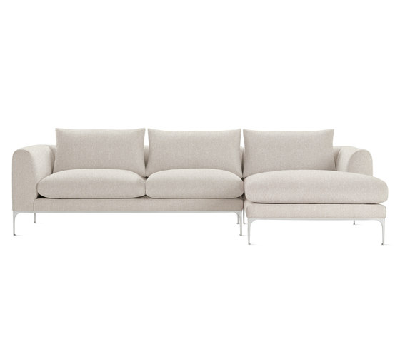 Jonas Sectional with Chaise by Design Within Reach | Sofas