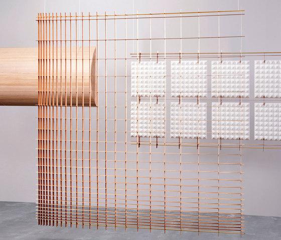 Grid Space Dividers de Tuttobene | Séparateurs d'espace