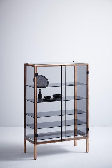 Shade glass cabinet de Tuttobene | Vitrinas