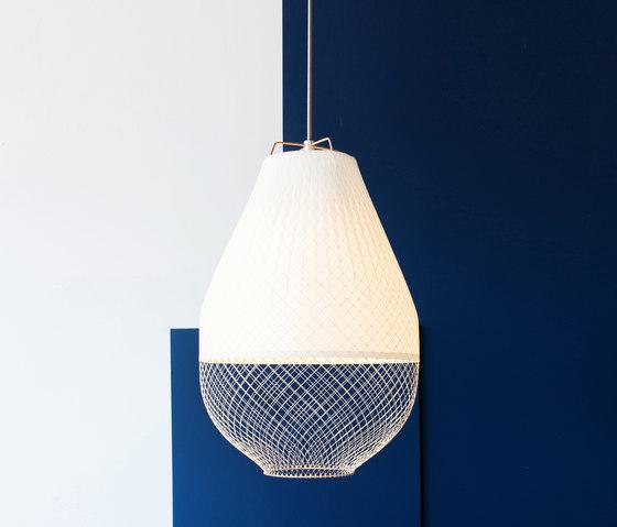 Open Meshmatics Lamp de Tuttobene | Lámparas de suspensión