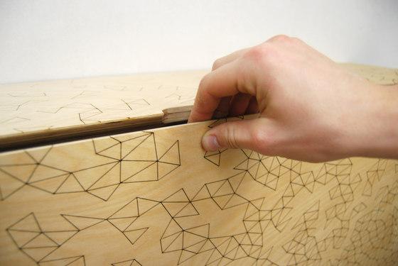 Wall desk by Tuttobene | Desks