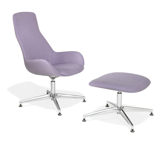 8645/3 Lupino by Kusch+Co | Visitors chairs / Side chairs