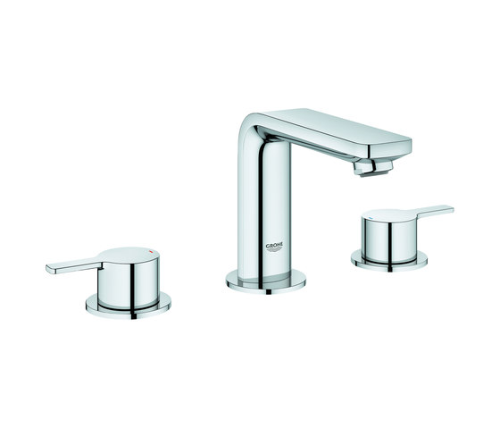 """Lineare Three-hole basin mixer 1/2"""" M-Size by GROHE 
