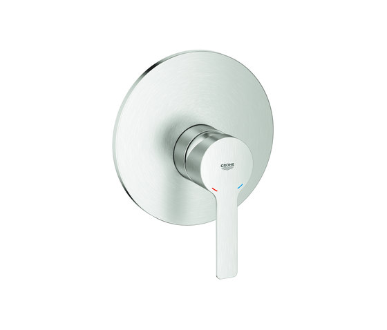 Lineare Single-lever shower mixer trim by GROHE | Shower controls