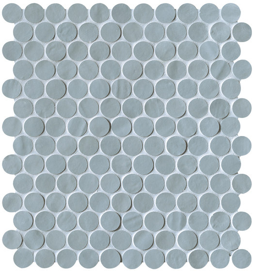 Brooklyn Round Sky Mosaico di Fap Ceramiche | Mosaici ceramica