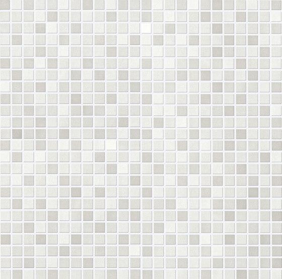 Color Line Ghiaccio Micromosaico von Fap Ceramiche | Keramik Mosaike