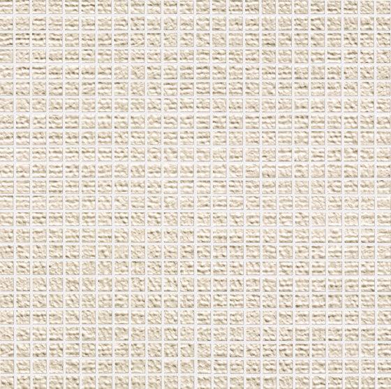 Color Line Beige Micromosaico Dot by Fap Ceramiche | Ceramic mosaics