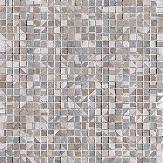 Color Line Deco Micromosaico by Fap Ceramiche | Ceramic mosaics