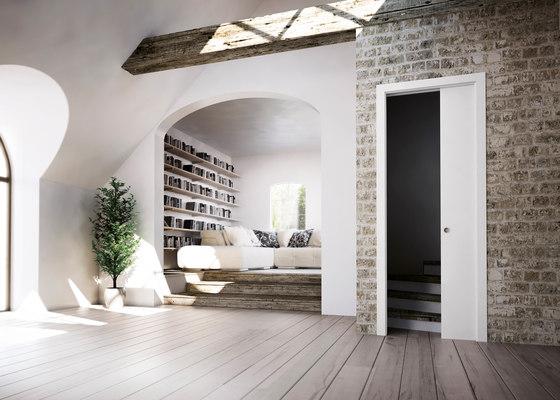 Base de Scrigno | Portes intérieures