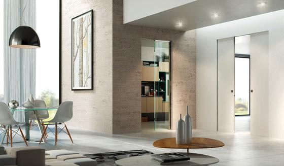 Essential Sliding by Scrigno | Internal doors