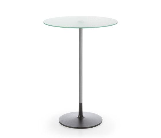 Chic table RR10 satine G1 von PROFIM | Stehtische