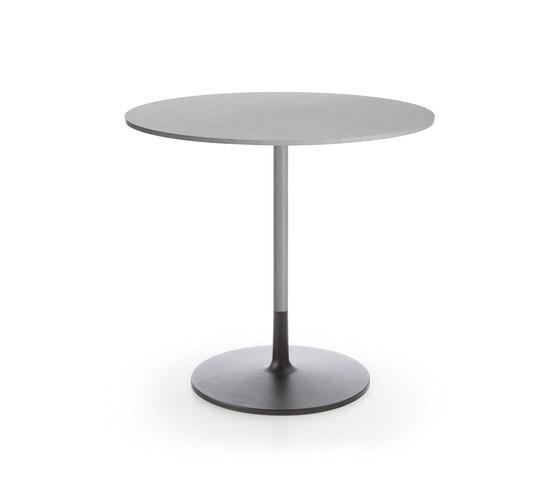 Chic table RR20 grey CER2 von PROFIM | Objekttische