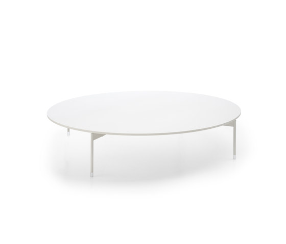 Chic table CR41 EPO1 CER1 de PROFIM | Tables basses