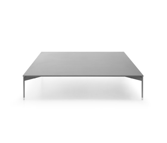 Chic table CS41 grey CER2 by PROFIM | Coffee tables