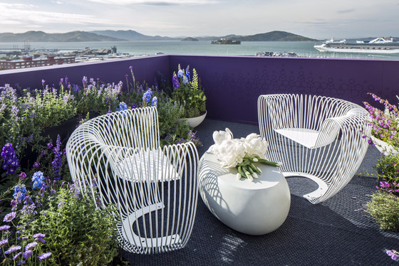 Bubble Armchair by Concept Urbain | Garden chairs
