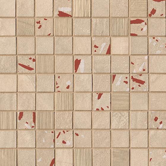 Connection Natural Deco Mosaico by Fap Ceramiche | Ceramic tiles