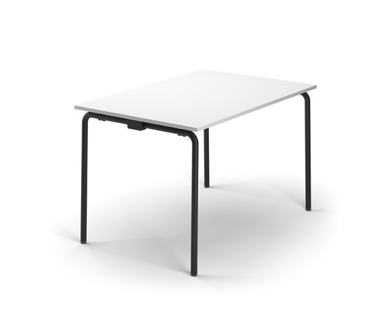 Tube Fold by Randers+Radius | Contract tables
