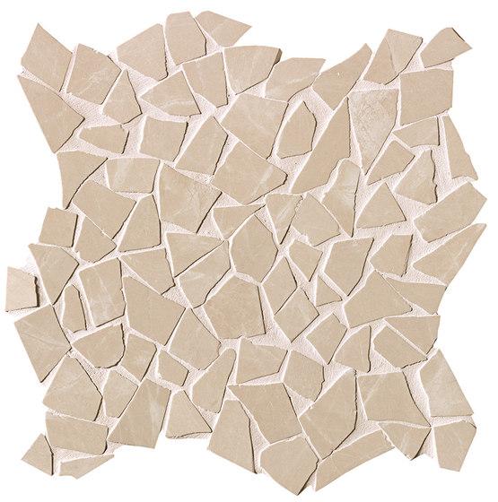 Roma Diamond Beige Duna Schegge Macromosaico by Fap Ceramiche | Ceramic tiles