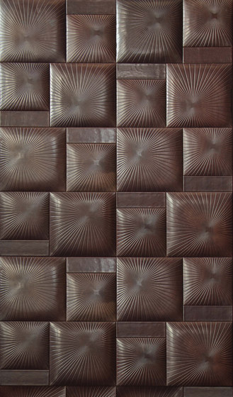 Marque | Chicago by Pintark | Leather tiles