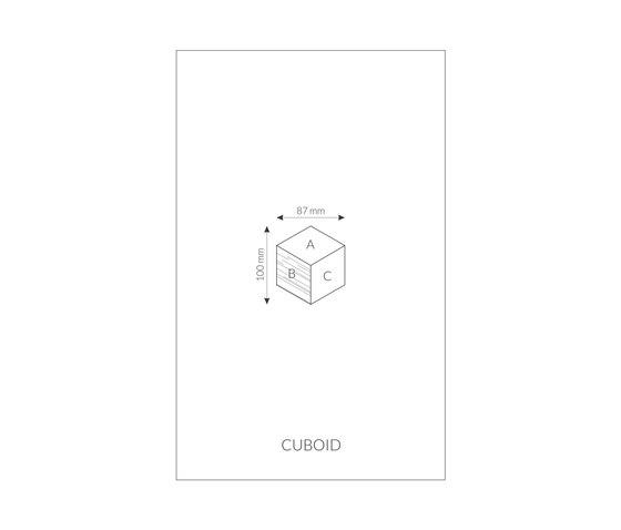 Marque | Cuboid de Pintark | Panneaux de bois