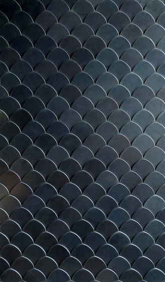 Marque | Fishscale by Pintark | Leather tiles