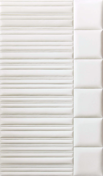 Marque | Fluted by Pintark | Leather tiles