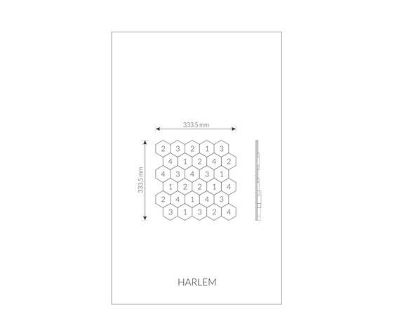 Marque | Harlem de Pintark | Baldosas de cuero