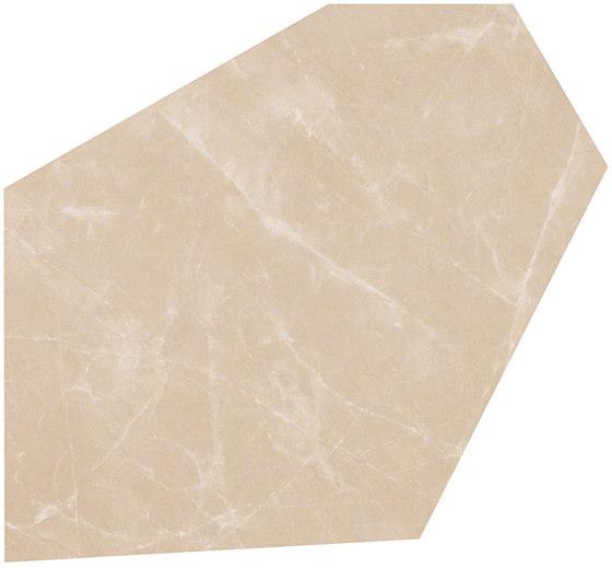 Roma Diamond Caleido Beige Duna by Fap Ceramiche | Ceramic tiles