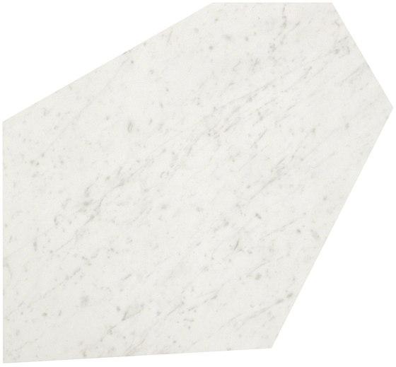 Roma Diamond Caleido Carrara von Fap Ceramiche | Keramik Fliesen