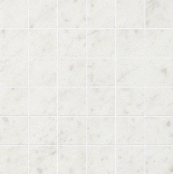 Roma Diamond Carrara Macromosaico von Fap Ceramiche | Keramik Fliesen