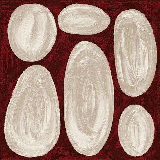 Manifesto Marsala negative | MA2020MAN by Ornamenta | Ceramic tiles