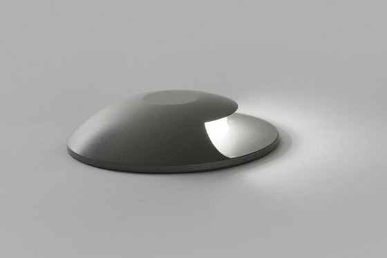Pleus Monodiffusione by Aqlus | Outdoor floor lights