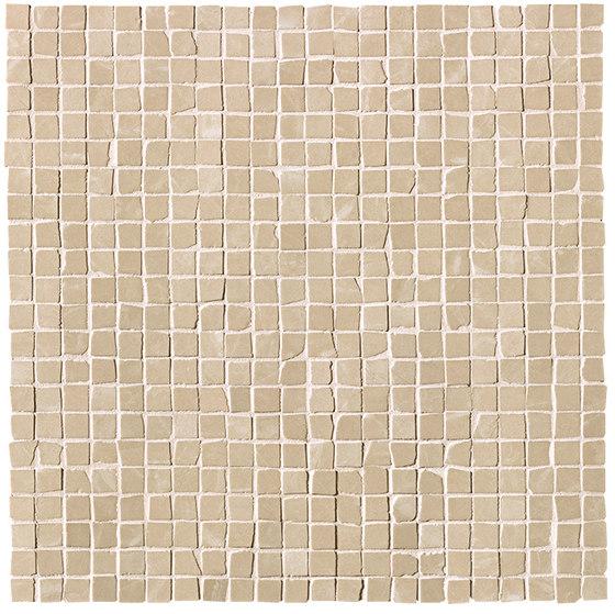 Roma Diamond Beige Duna Micromosaico by Fap Ceramiche | Ceramic tiles