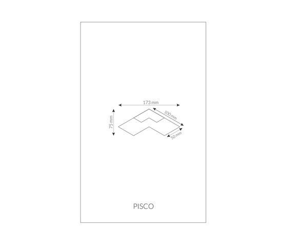 Marque | Pisco von Pintark | Leder Fliesen