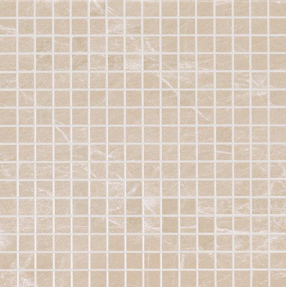 Roma Diamond Beige Duna Mosaico de Fap Ceramiche | Baldosas de cerámica