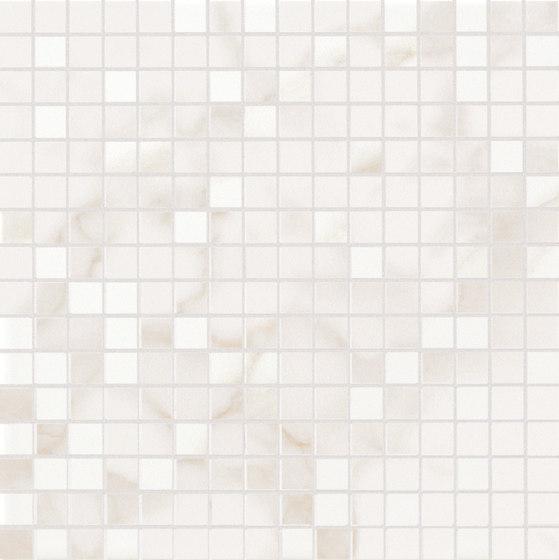 Roma Diamond Calacatta Mosaico de Fap Ceramiche | Baldosas de cerámica
