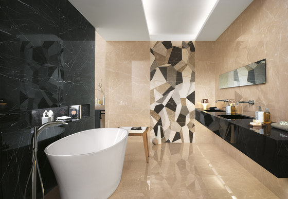 Roma Diamond Caleido by Fap Ceramiche | Ceramic tiles