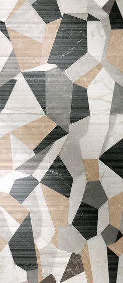 Roma Diamond Caleido by Fap Ceramiche | Ceramic tiles