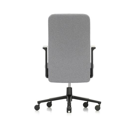 Pacific Chair medium back de Vitra | Sillas