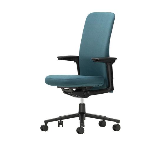 Pacific Chair medium back von Vitra | Stühle