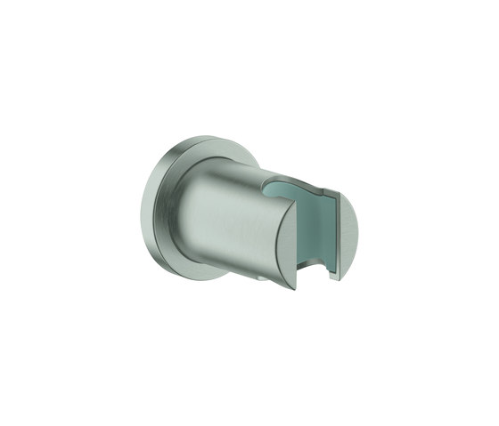 Rainshower® Wall hand shower holder by GROHE   Bathroom taps accessories