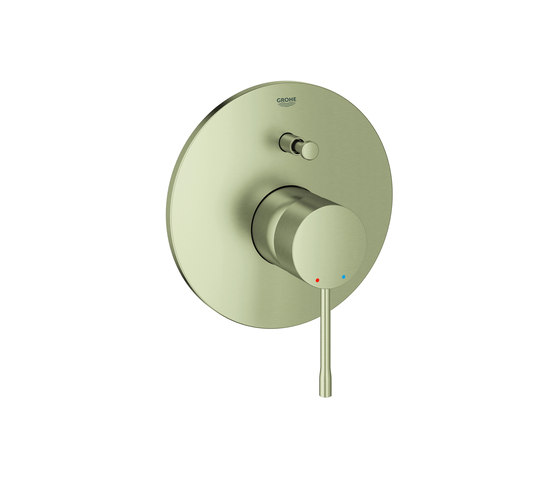 Essence Single-lever bath mixer by GROHE | Bath taps
