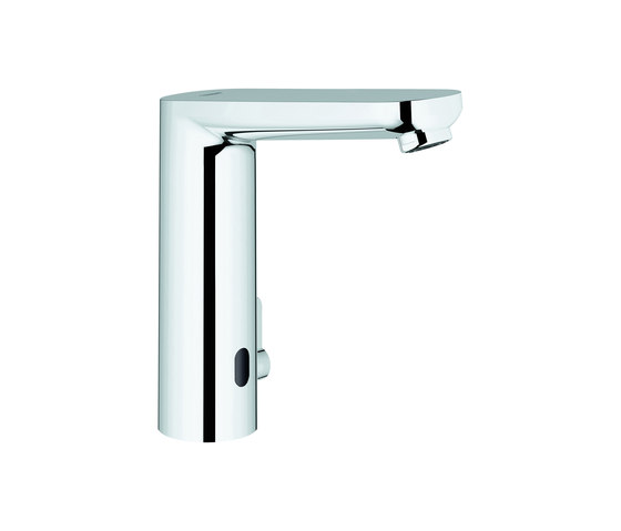 "Eurosmart Cosmopolitan E Infra-red electronic basin mixer 1/2"" L-Size with mixing device and adjustable temperature limiter by GROHE 
