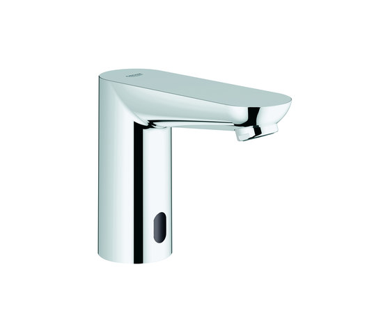 """Euroeco Cosmopolitan E Bluetooth Infra-red electronic basin tap 1/2"""" by GROHE 