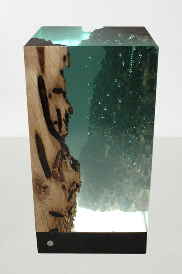 Bricola | Abyss Lamp by Alcarol | Table lights