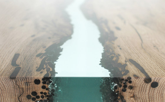 Bricola | Canal Console von Alcarol | Konsoltische