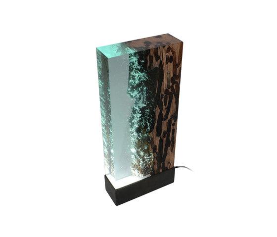 Bricola   Water Bright Lamp di Alcarol   Lampade tavolo