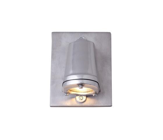 0749 Mast Light, mains voltage + LED lamp, Anodised Aluminium by Original BTC | Wall lights